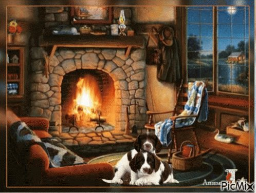 If you aren't already somewhere like this, pretend that you are.  Cozy winter vibes to you all.