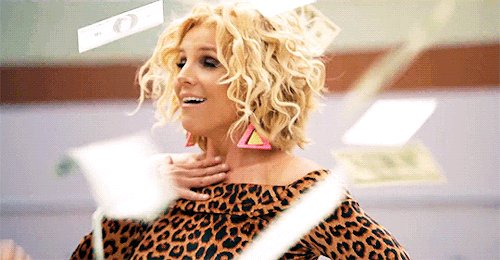 Happy Music Video GIF by Britney Spears