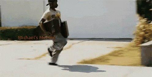 Stealing Run GIF