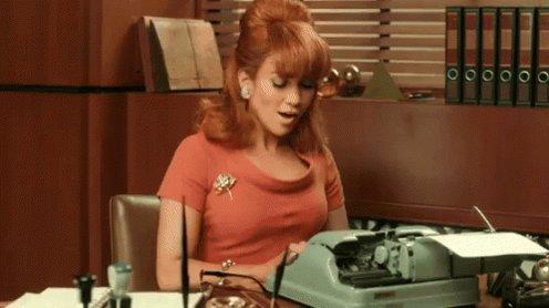 Secretary GIF