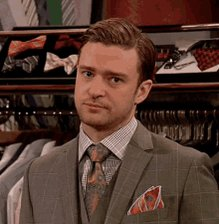 Justin Timberlake GIF