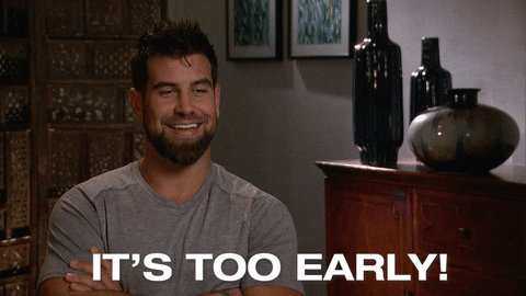 I have to say Blake had one of the most gracious exits on the #bachelorette ever. Blake for #BachelorInParadise!!! #BachelorNation #TheBacheloretteABC
