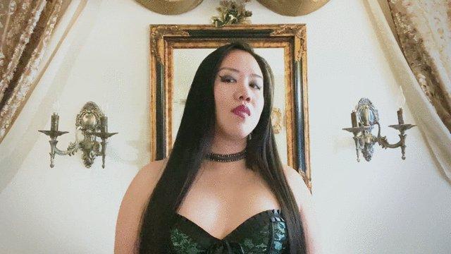Miss Mara Cucks Her sub girl J by Mesmerizing Her Boyfriend:  I own her body + mind with the utmost hypnotic