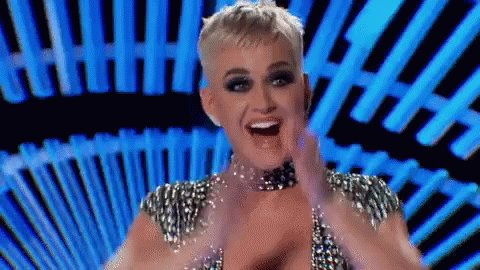 Yassss! @katyperry is the #1 Most Engaging Talent for 2020 on Primetime Series TV! 💙