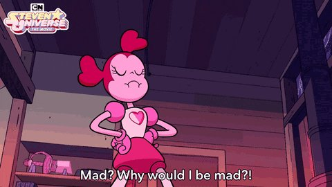Angry Steven Universe GIF by Cartoon Network