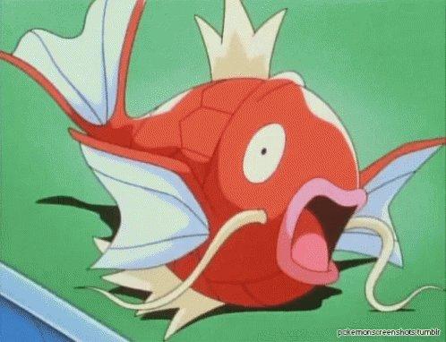 Fish Flopping GIF