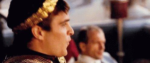 Joaquin Phoenix Oh GIF