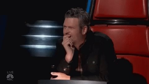 First Monday without @NBCTheVoice… Just doesn't seem right! #TeamBlake