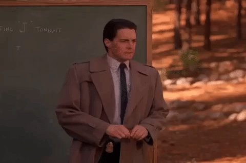 season 1 episode 3 GIF by Twin Peaks on Showtime