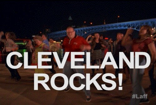 We did it!!! Go Browns!!