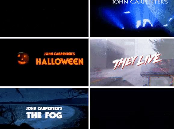 @WorldCinemania's photo on John Carpenter