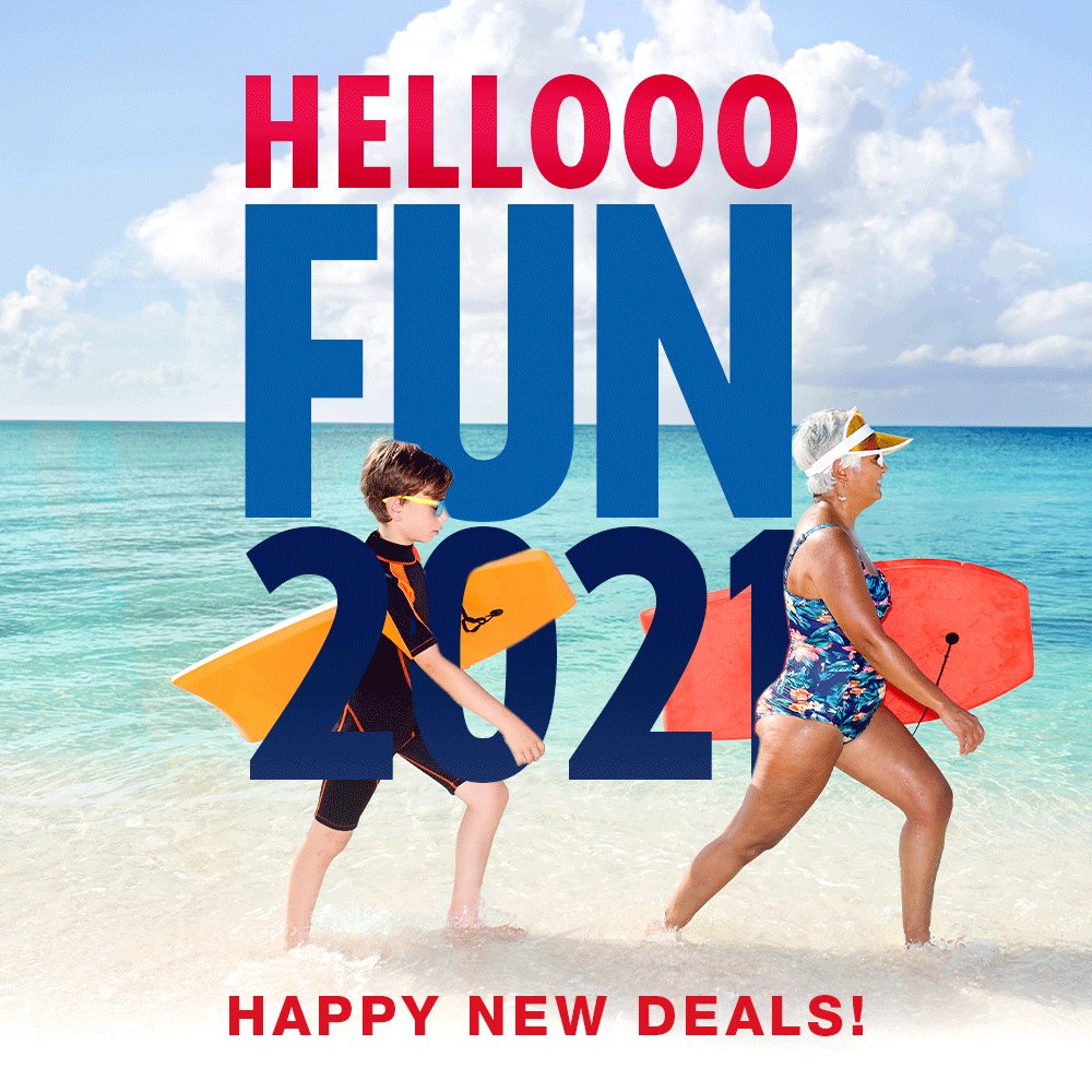 New Year Goal: Score a great deal on a Carnival Cruise! Well, consider it done by clicking here:  (terms and conditions may apply)