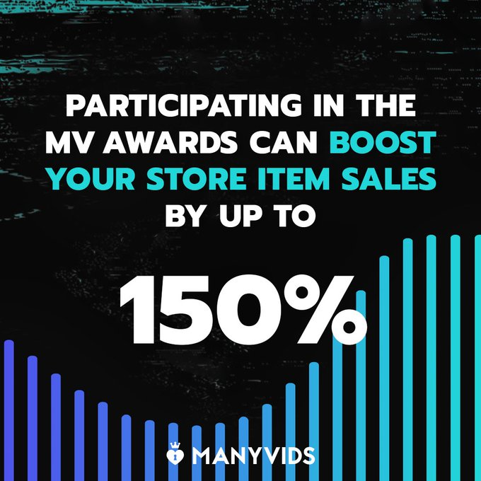Ready to take your MV Store to another level? ✨  Participating in the #MVAwards2021 can boost your store