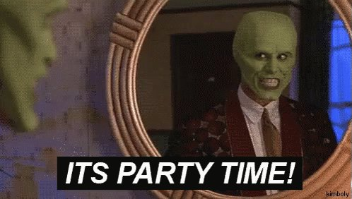 Party Time GIF