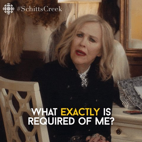 Schitts Creek Comedy GIF by CBC
