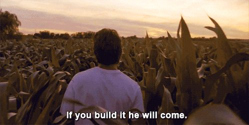 Field of Dreams 30 day movie challenge GIF