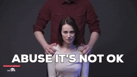 Abuse Victim GIF by Our Hou...
