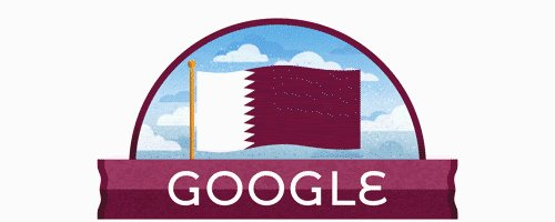 Warm wishes to the many nations who celebrated their National & Independence Days this December: UAE 🇦🇪  Romania🇷🇴 Kenya🇰🇪 Bahrain 🇧🇭  & Qatar 🇶🇦    All the best from #GoogleDoodle