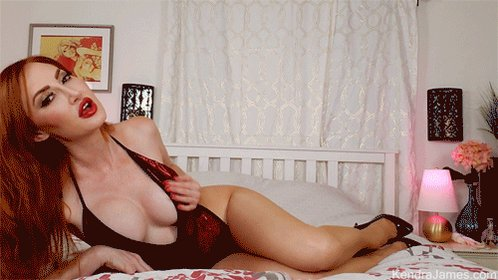 When you fall asleep dreaming of stunning Mistress Kendra, it's only natural for there to be some Nocturnal