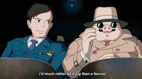 Pig Rather GIF