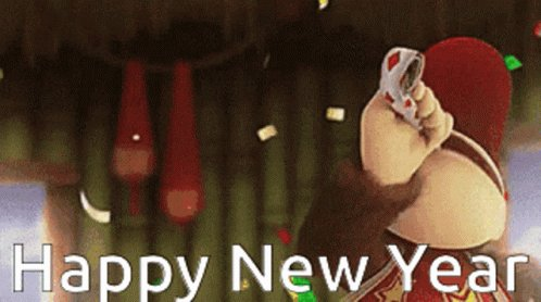 Happy new year 🎈🎊🎆 https://t.co/KYY7cEM9EH