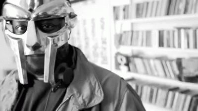 "@TwitterMusic @MFDOOM ""Just remember ALL CAPS when you spell the man name"""