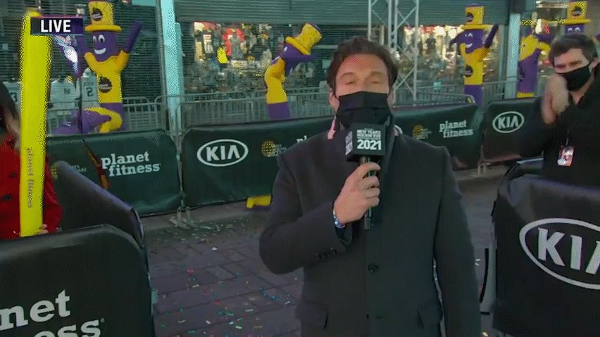 Hey @RyanSeacrest! Happy New Year to YOU! #RockinEve