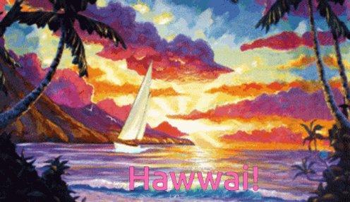 Hawwai Hi GIF