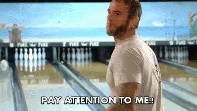 Cm Punk Pay Attention To Me GIF
