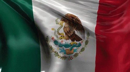 Bandera De Mexico GIF