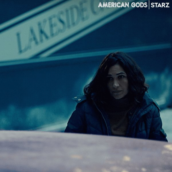 Replying to @americangodsus: Get in, West Coast. We're going back to Lakeside!  #AmericanGods