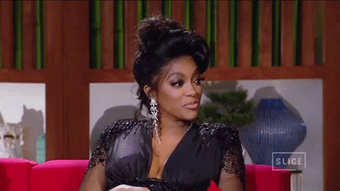If Ken's ex husband was coming to Cynthia's wedding, I'm sure she would have felt the same way if not been more dramatic than Porsha #RHOA