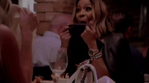 """That #RHOA preview for """"the next few weeks""""...."""