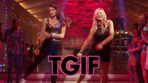Happy Friday y'all! See you on Monday, #BachelorNation!