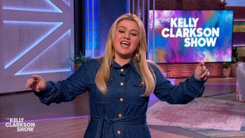 Next week on the #KellyClarksonShow!   M: #MLKDay ft. Yolanda Renee King & @MichaelEaly   T: @PaulaAbdul @YO_RANDYJACKSON @EllaHunt @CakebyCourtney   W: 🔁 @CherylHines @MichelleButeau  Th: @Paul_Bettany @MariaBakalova96   F: #RadMomHour ft. @imomsohard @catdeeley