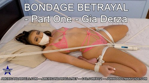 """""""Bondage Betrayal!"""" Video at https://t.co/Ghob5QFeTm  Starring #GiaDerza @giaderzabooty by #JonWoods"""