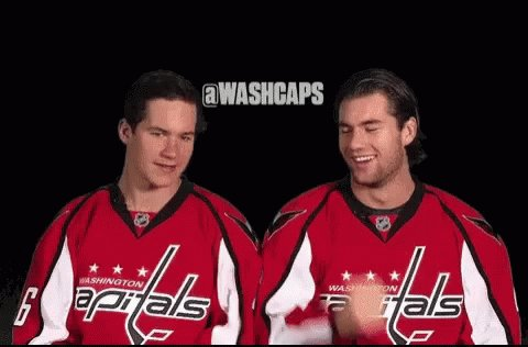Tom Wilson scores! #Caps #ALLCAPS #WSHvsBUF #NHL #RockTheRed #UnleashTheFury #CapsSabres