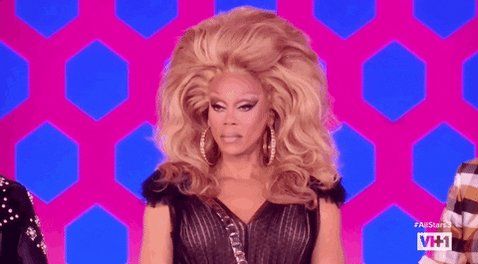 Kuhmora... you looked gorgeous tonight but your performance was just.... gore...   I'm sorry my dear... #DragRace