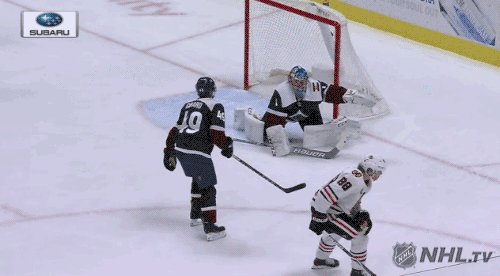 @NHLBlackhawks @88PKane Kaner is so fuckin filthy with the puck. #ShowTime