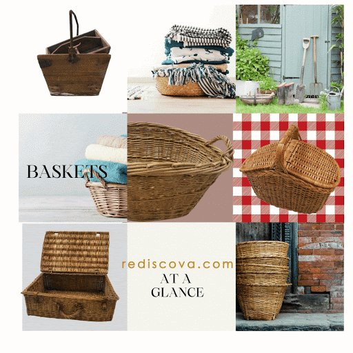 Thinking #Spring, thinking #warm, so thinking #baskets, #picnics, fresh #laundry & #gardening, are you with us? .Follow the link for our range of baskets for #homes & #gardens.