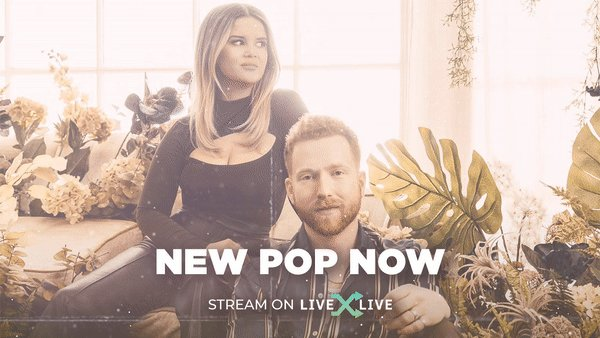 """.@jpsaxe & @MarenMorris prove to be an absolute dream team as they deliver """"Line By Line"""" 🥰 Stream their collab, featured on New Pop Now:"""