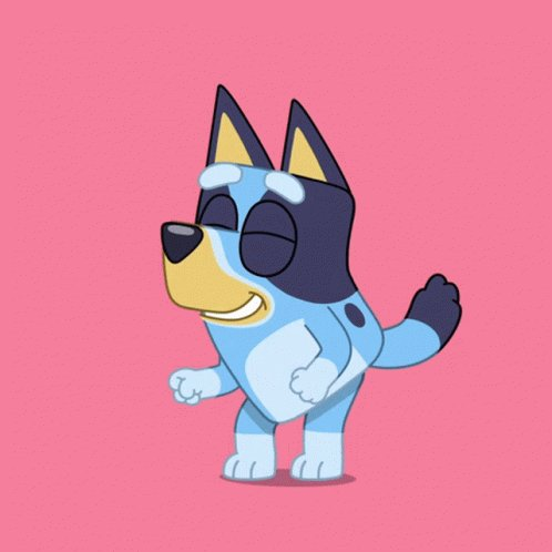 I am unironically like 6 episodes in to 'Bluey' and I'm in love with this whole show 😭😭😭 https://t.c