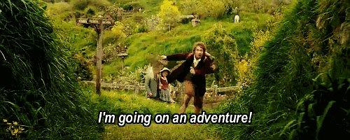 the hobbit film GIF