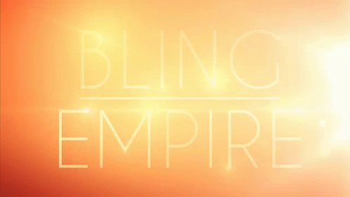 OMG!! I'm now watching #BlingEmpire on #Netflix 📺👀  REAL fckn $RICH People on my TV,   a welcomed escape from my reality.    I'M HERE FOR MISS. ANNA💎 love her EPIC! moves  $KANE is complete life! #lovehim  Bling Empire;  WAY BETTER  than #bravotv' housewives so much better💯%