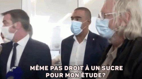 Raoult Raoultix Seum Sucre Fraude GIF