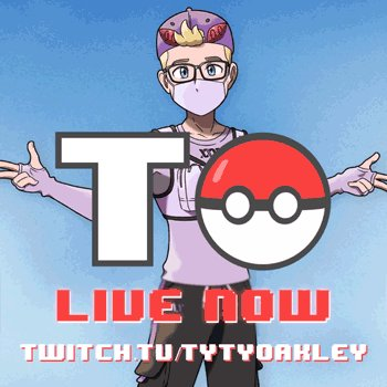 NOW LIVE:  🥳  come join me for #PokemonGOCommunityDay!!