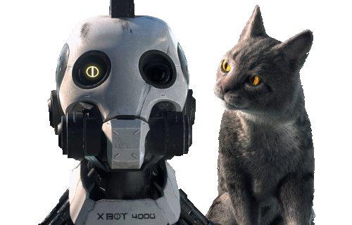 #Caturday #LoveDeathAndRobots