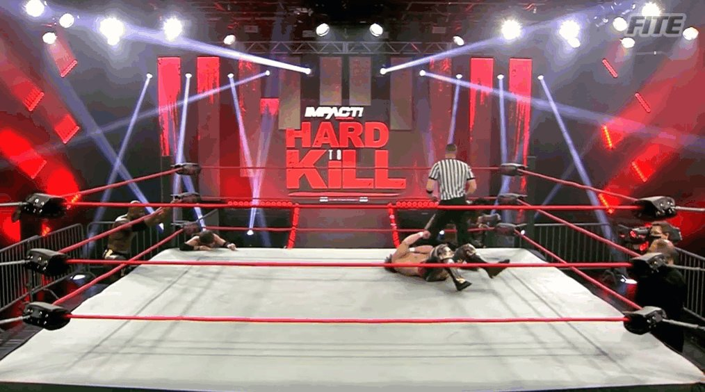Is there a shift in momentum?  #HardToKill