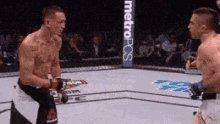 Max Holloway brought peace, harmony, unity, awe, joy, and tears into the timeline #UFCFightIsland7