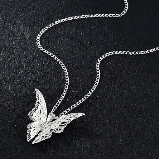 #Silver #Plated #Butterfly #Pendant #Necklace 🦋    #thursdayvibes #thursdaymorning #shopsmall #tweeturbiz #ATSocialMedia #Womens #Fashion #Silver #Plated #Hoop #Earrings#BritHour #Sociallondon #TweetMaster #UKSmallBiz #uksopro #londonislovinit #jewelry